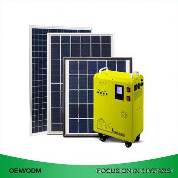 Kleine Energie Portable Bump Energy Mini Solar Led Home System