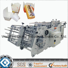 New Model Qh-9905 Box Making Machine with CE Certification