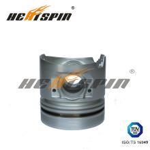 C240-3G Piston for Isuzu Truck Engine Piston with Alfin 51-12111-225-0/226-0