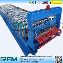 Máquina formadora de rodillos FX C10