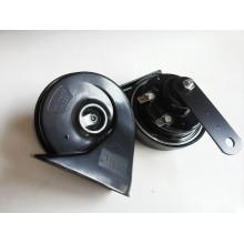 Fk85 2017 Glocke Ring Ton Alarm Twin Pack Leistungsstarke Magische Stimme DC 24 V 2.5A Auto Lautsprecher Fanfare Schnecke Auto hörner