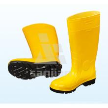Jy-6248 2015 Las botas de lluvia con monograma más vendidas del PVC