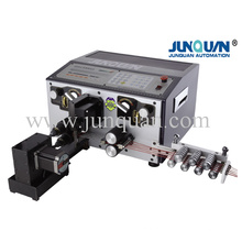 Corte de cabo Stripping e máquina de torção (ZDBX-10)