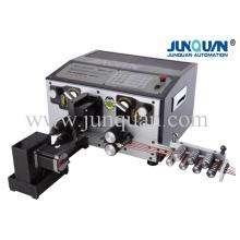 Машина для зачистки и скручивания автоматических кабелей (ZDBX-10)
