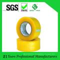 БОПП желтоватая прозрачная ясно клейкие ленты (KD-624)