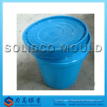 plastic water bucket mould paint bucket mould