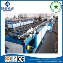 Machine de formage de rouleaux de plaques de métal de boîte de distribution Unovo