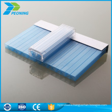 fire proof honeycomb polycarbonate roofing sheets tiles
