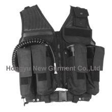 Police Multi Pocket Tactical Vest