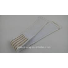JML 9027 Bad Leinen Schwamm Streifen mit hoher Qualität für Bad