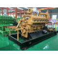 Биогаз (метан) генератор 400kw генератор природного/биомасса подходит
