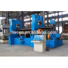 W11s máquina de laminación de placa / máquina de laminación de tubos