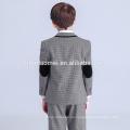 2017 nueva moda sping y ropa del muchacho del desgaste del otoño fijaron el vestido de boda del estilo de Corea para el muchacho