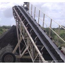 Customizable Belt Conveyor for Bulk Material Handling for Quarry