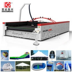 Laser Cutting Machine for Tent, Awning, Canopy