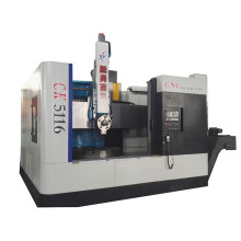 Single column heavy duty vertical turning lathes