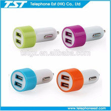 TST mobile phone dual usb car charger