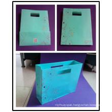 Chocolate Paper Bag /Embossing Paper Bag / Lunury Paper Bag