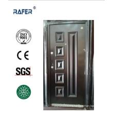 New Design 3D Steel Door (RA-S017)