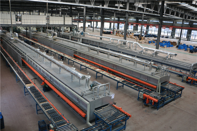 Ferrite Magnet Production Line