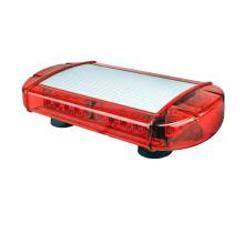 12 V 24 V Azul Vermelho 24 LED Mini Lightbar Truck Carro Neve Arado Aviso de Segurança Luz de Emergência Strobe