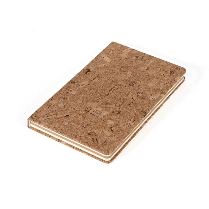 2018 Cork Cover Advertising Kraft Cork Notebook