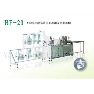 P2 P3 mascarilla sólida que hace la máquina (BF-20)