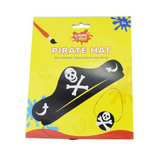 design your own pirate cowboy hat