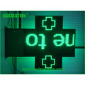 Full Color Outdoor LED Pharmacy Cross Signs