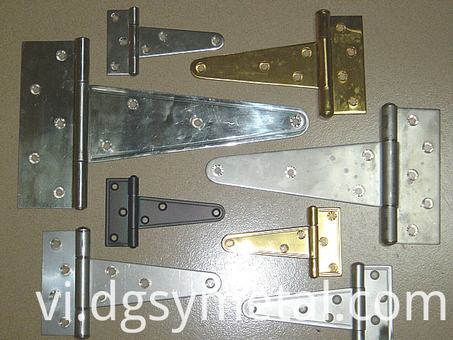 Metal Gate Hinges Heavy Duty