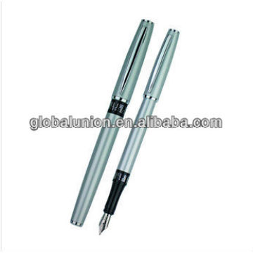 Metal fountain pen for gift
