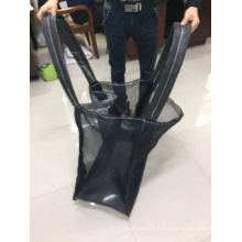 Brennholz, Palette Big Woven Ton Tasche