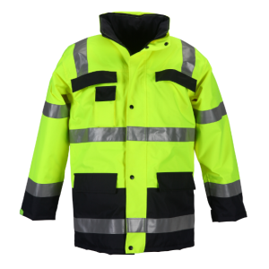Special design reflective  high visibility safety jacket
