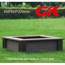 Eco-Friendly, Ecological, Green WPC Flower Box