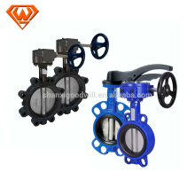 Ductile Iron Water butterfly Valve