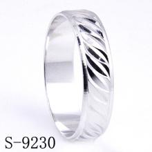 Joyería de la boda de la plata esterlina de la manera / de los anillos de compromiso (S-9230)