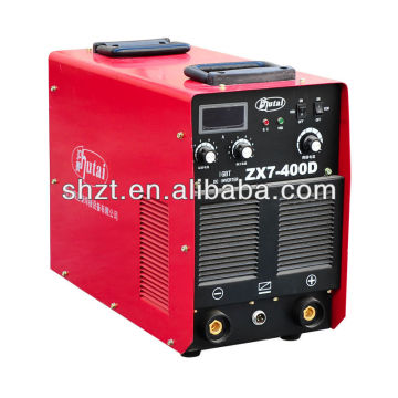 PORTABLE IGBT ELECTRIC INVERTER ARC WELDING MACHINES