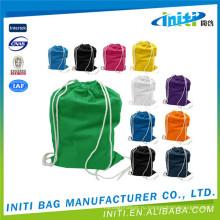Высокое качество джута drawstring сумки мешков оптом