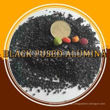 Black Fused Alumina / Korundpulver für Polierwachs