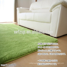 100% polyester microfiber faux fur chinese rug 100% polyester printed waterproof soft shaggy rug