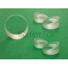 Оптическая стеклянная клиновидная прищепка Bk7 для оптического инструмента