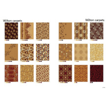 Wilton Wall to Wall Polyester Hotel Carpets