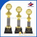 Técnica de Casting Campeón de deportes premio de trofeo de oro