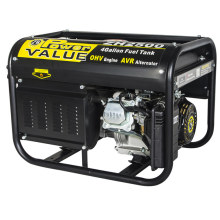 2kw 5.5hp Portable Gasoline Generator 2000 Watt