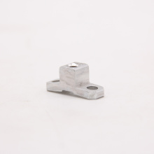 Precision Machined Aluminum Bracket Part