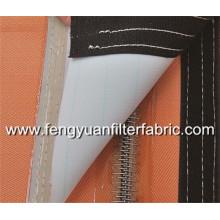 Correia de malha de tecido de filtro de dessulfuração