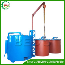Wood Charcoal Carbonizar Charcoal Manufacturing Equipment