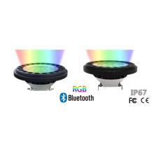 Colors RGB Changed PAR36 Waterproof IP67