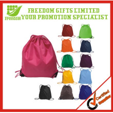 Hot Selling Promotion Custom Logo Printed Drawstring bag