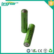 Baterías recargables alcalinas AAA 1.5 voltios
